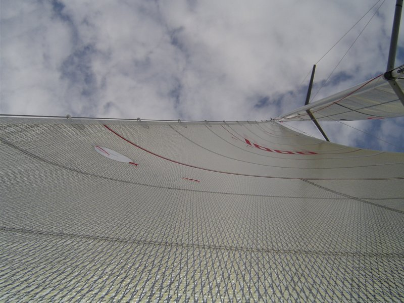 Mast and Boom Repairs