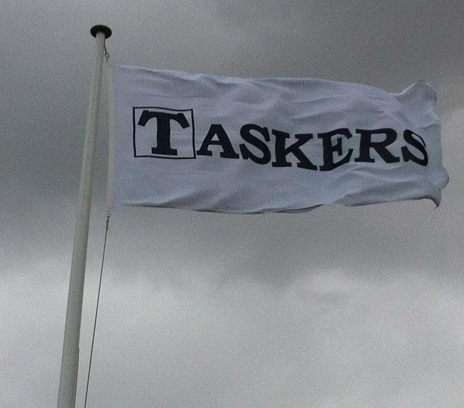 Taskers Flag poles