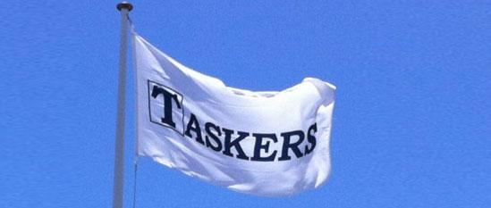 Taskers Flag