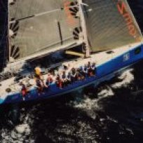 Knee Deep Sydney Hobart 2013 with Taskers Yacht Sails